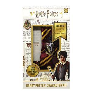 Harry Potter neck tie & glasses